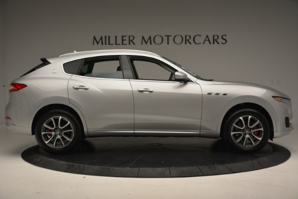 New 2017 Maserati Levante 350hp for sale Sold at Aston Martin of Greenwich in Greenwich CT 06830 9