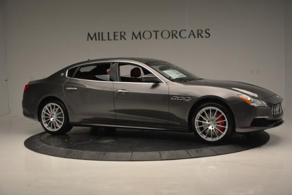 New 2017 Maserati Quattroporte S Q4 GranLusso for sale Sold at Aston Martin of Greenwich in Greenwich CT 06830 10