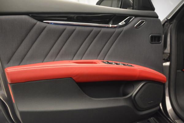 New 2017 Maserati Quattroporte S Q4 GranLusso for sale Sold at Aston Martin of Greenwich in Greenwich CT 06830 13