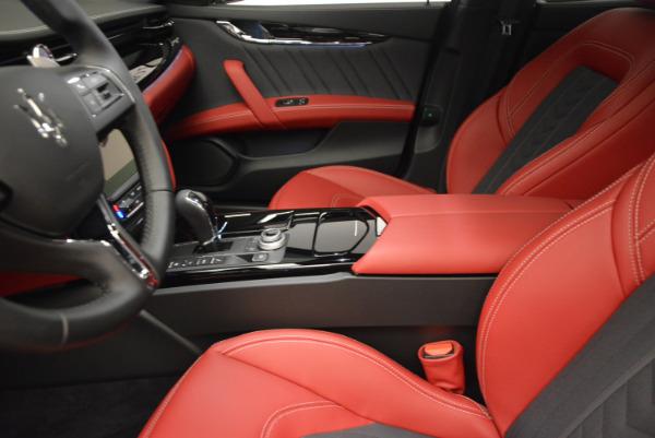 New 2017 Maserati Quattroporte S Q4 GranLusso for sale Sold at Aston Martin of Greenwich in Greenwich CT 06830 15