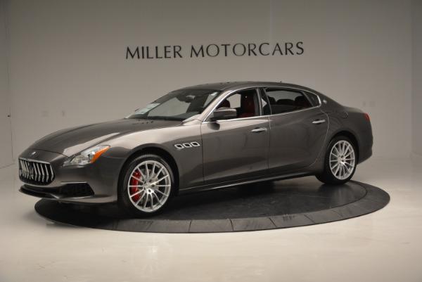 New 2017 Maserati Quattroporte S Q4 GranLusso for sale Sold at Aston Martin of Greenwich in Greenwich CT 06830 2