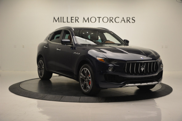 New 2017 Maserati Levante S for sale Sold at Aston Martin of Greenwich in Greenwich CT 06830 12