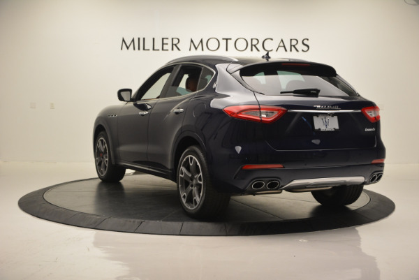 New 2017 Maserati Levante S for sale Sold at Aston Martin of Greenwich in Greenwich CT 06830 3