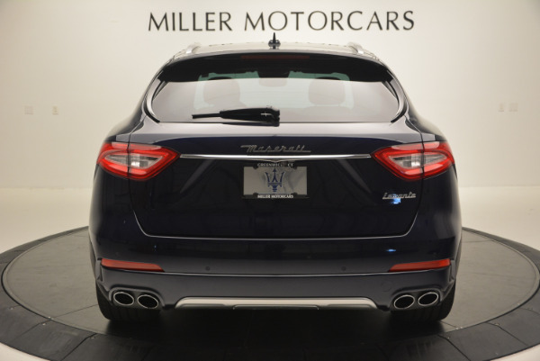 New 2017 Maserati Levante S for sale Sold at Aston Martin of Greenwich in Greenwich CT 06830 5