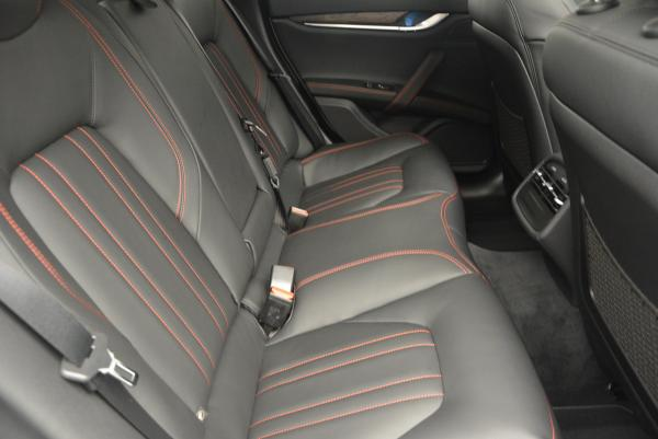 Used 2016 Maserati Ghibli S Q4 for sale Sold at Aston Martin of Greenwich in Greenwich CT 06830 17