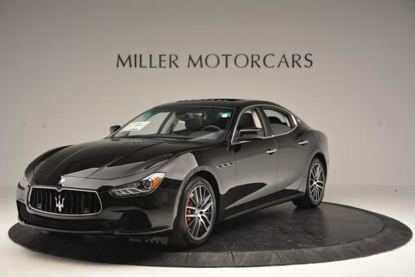 Used 2016 Maserati Ghibli S Q4 for sale Sold at Aston Martin of Greenwich in Greenwich CT 06830 24