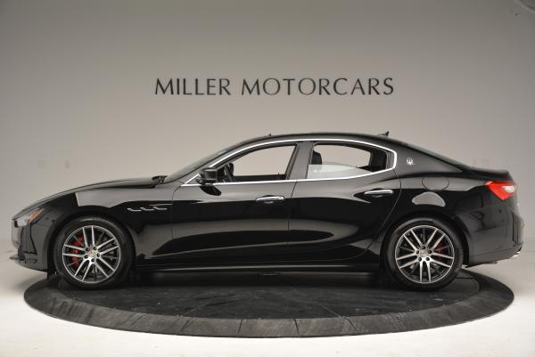 Used 2016 Maserati Ghibli S Q4 for sale Sold at Aston Martin of Greenwich in Greenwich CT 06830 3