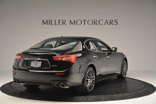 Used 2016 Maserati Ghibli S Q4 for sale Sold at Aston Martin of Greenwich in Greenwich CT 06830 7