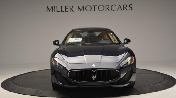 New 2017 Maserati GranTurismo Sport for sale Sold at Aston Martin of Greenwich in Greenwich CT 06830 12