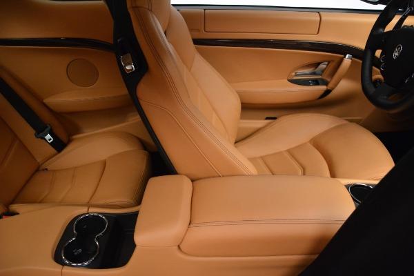 New 2017 Maserati GranTurismo Sport for sale Sold at Aston Martin of Greenwich in Greenwich CT 06830 22