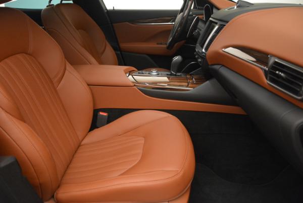 New 2017 Maserati Levante S for sale Sold at Aston Martin of Greenwich in Greenwich CT 06830 28