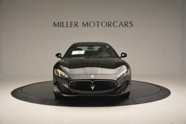 New 2016 Maserati GranTurismo Sport for sale Sold at Aston Martin of Greenwich in Greenwich CT 06830 12