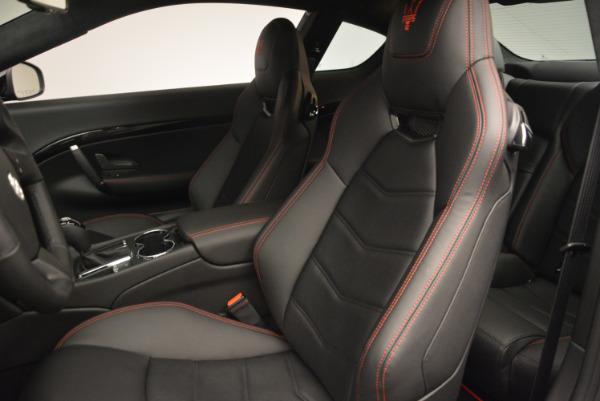New 2016 Maserati GranTurismo Sport for sale Sold at Aston Martin of Greenwich in Greenwich CT 06830 15