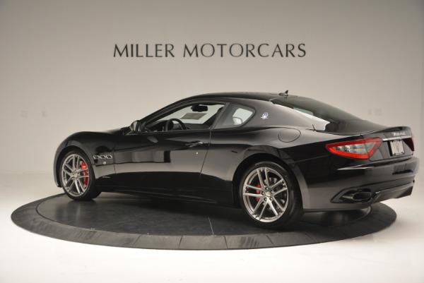 New 2016 Maserati GranTurismo Sport for sale Sold at Aston Martin of Greenwich in Greenwich CT 06830 4