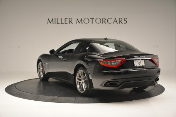 New 2016 Maserati GranTurismo Sport for sale Sold at Aston Martin of Greenwich in Greenwich CT 06830 5