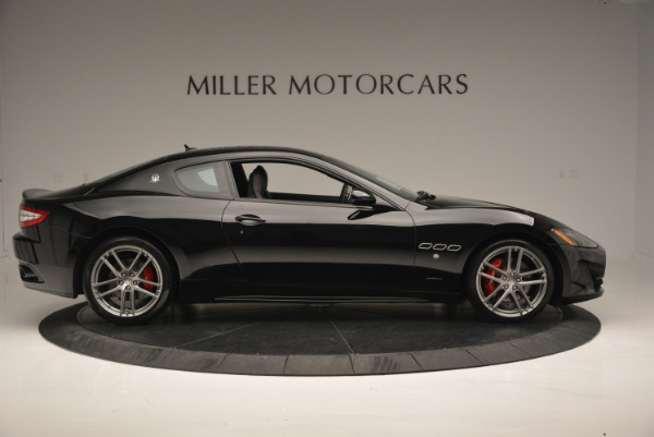 New 2016 Maserati GranTurismo Sport for sale Sold at Aston Martin of Greenwich in Greenwich CT 06830 9