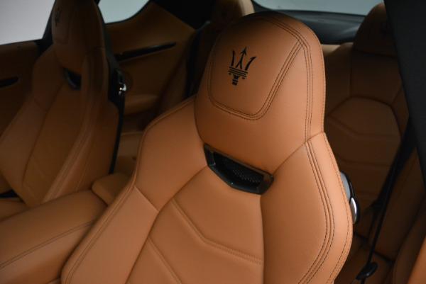 New 2017 Maserati GranTurismo Sport for sale Sold at Aston Martin of Greenwich in Greenwich CT 06830 18