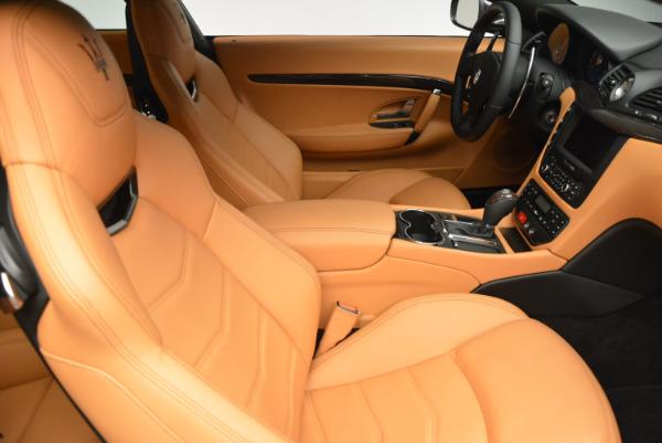 New 2017 Maserati GranTurismo Sport for sale Sold at Aston Martin of Greenwich in Greenwich CT 06830 20
