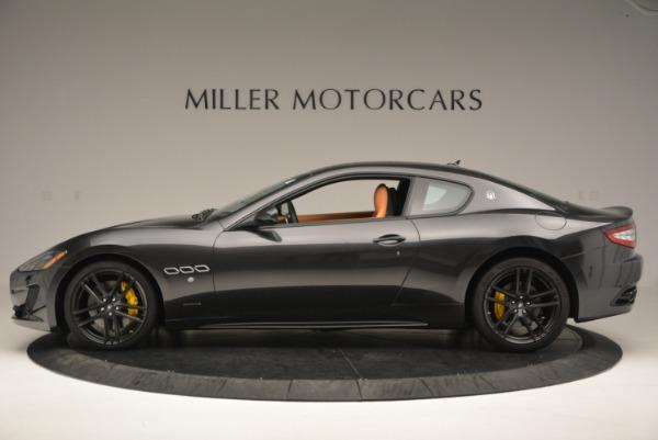 New 2017 Maserati GranTurismo Sport for sale Sold at Aston Martin of Greenwich in Greenwich CT 06830 3