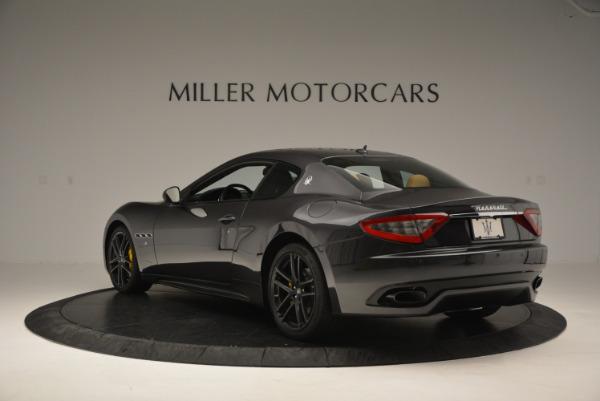 New 2017 Maserati GranTurismo Sport for sale Sold at Aston Martin of Greenwich in Greenwich CT 06830 5