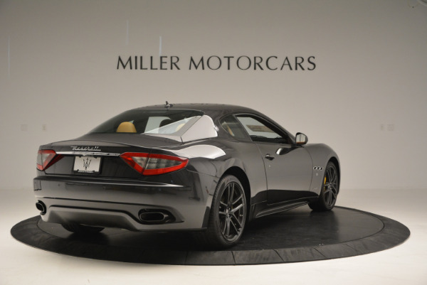 New 2017 Maserati GranTurismo Sport for sale Sold at Aston Martin of Greenwich in Greenwich CT 06830 7