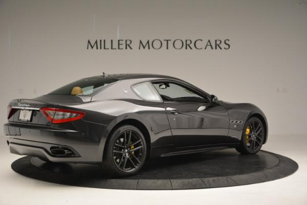 New 2017 Maserati GranTurismo Sport for sale Sold at Aston Martin of Greenwich in Greenwich CT 06830 8