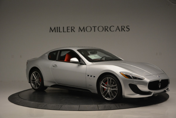 New 2017 Maserati GranTurismo Sport for sale Sold at Aston Martin of Greenwich in Greenwich CT 06830 10