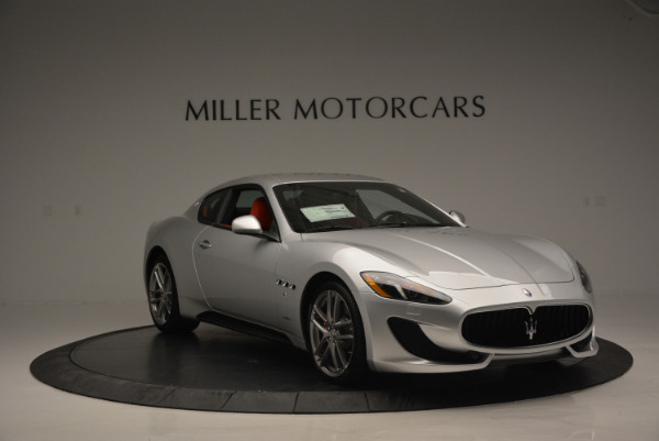 New 2017 Maserati GranTurismo Sport for sale Sold at Aston Martin of Greenwich in Greenwich CT 06830 11