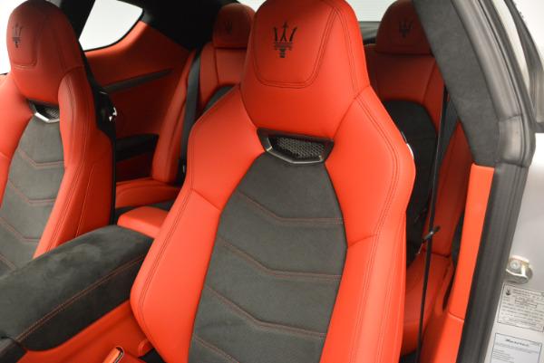 New 2017 Maserati GranTurismo Sport for sale Sold at Aston Martin of Greenwich in Greenwich CT 06830 17