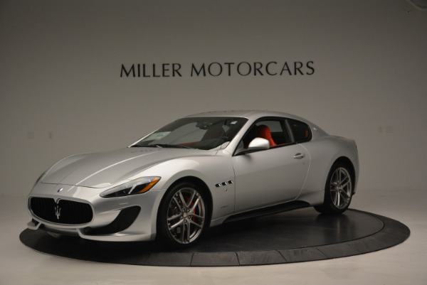 New 2017 Maserati GranTurismo Sport for sale Sold at Aston Martin of Greenwich in Greenwich CT 06830 2