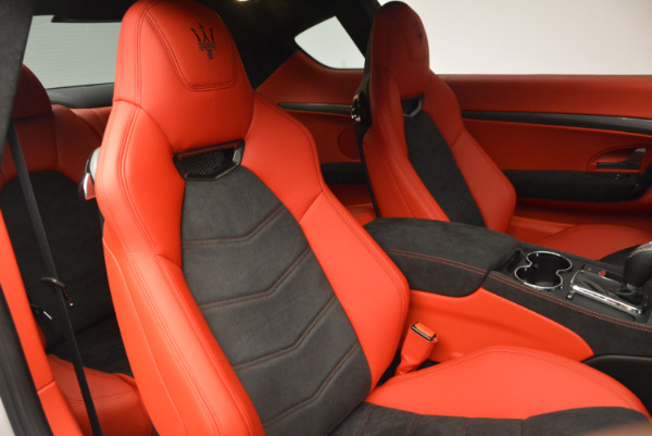 New 2017 Maserati GranTurismo Sport for sale Sold at Aston Martin of Greenwich in Greenwich CT 06830 23