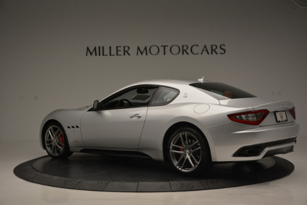 New 2017 Maserati GranTurismo Sport for sale Sold at Aston Martin of Greenwich in Greenwich CT 06830 4