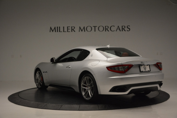 New 2017 Maserati GranTurismo Sport for sale Sold at Aston Martin of Greenwich in Greenwich CT 06830 5