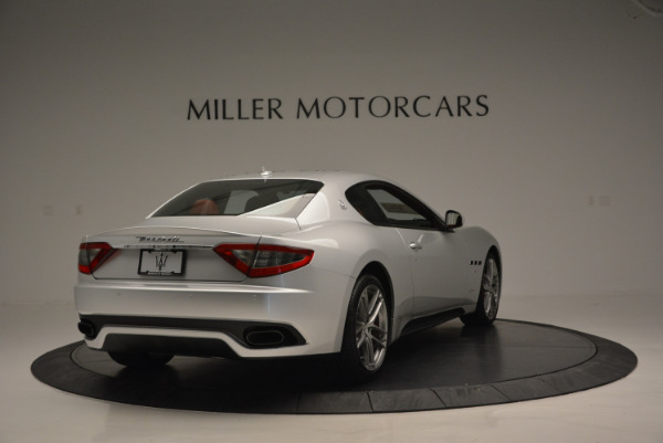 New 2017 Maserati GranTurismo Sport for sale Sold at Aston Martin of Greenwich in Greenwich CT 06830 7