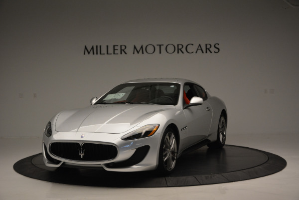 New 2017 Maserati GranTurismo Sport for sale Sold at Aston Martin of Greenwich in Greenwich CT 06830 1