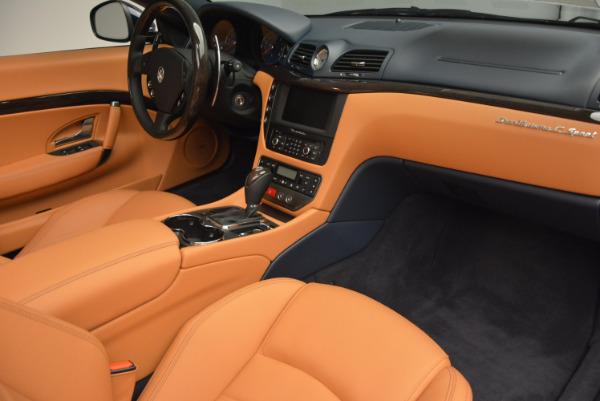 New 2017 Maserati GranTurismo Sport for sale Sold at Aston Martin of Greenwich in Greenwich CT 06830 26