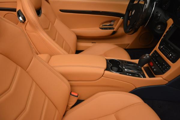 New 2017 Maserati GranTurismo Sport for sale Sold at Aston Martin of Greenwich in Greenwich CT 06830 27