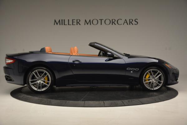New 2017 Maserati GranTurismo Sport for sale Sold at Aston Martin of Greenwich in Greenwich CT 06830 9