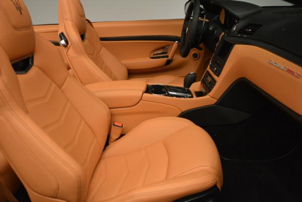 New 2017 Maserati GranTurismo MC for sale Sold at Aston Martin of Greenwich in Greenwich CT 06830 27