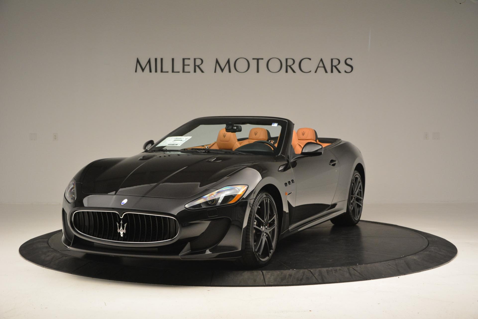 New 2017 Maserati GranTurismo MC for sale Sold at Aston Martin of Greenwich in Greenwich CT 06830 1