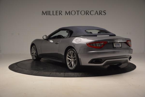 New 2017 Maserati GranTurismo Sport for sale Sold at Aston Martin of Greenwich in Greenwich CT 06830 15