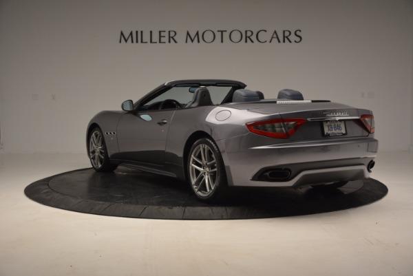 New 2017 Maserati GranTurismo Sport for sale Sold at Aston Martin of Greenwich in Greenwich CT 06830 4
