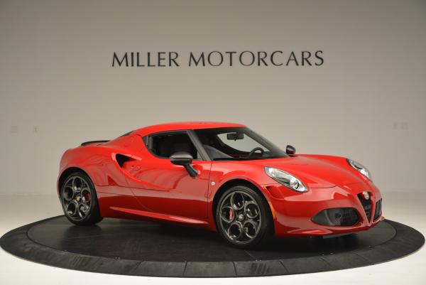 Used 2015 Alfa Romeo 4C Launch Edition for sale Sold at Aston Martin of Greenwich in Greenwich CT 06830 10