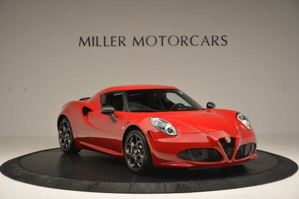 Used 2015 Alfa Romeo 4C Launch Edition for sale Sold at Aston Martin of Greenwich in Greenwich CT 06830 11
