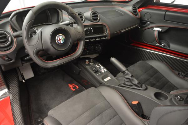 Used 2015 Alfa Romeo 4C Launch Edition for sale Sold at Aston Martin of Greenwich in Greenwich CT 06830 13