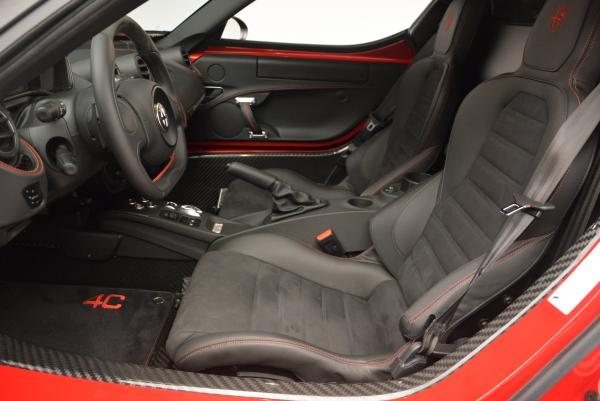 Used 2015 Alfa Romeo 4C Launch Edition for sale Sold at Aston Martin of Greenwich in Greenwich CT 06830 14