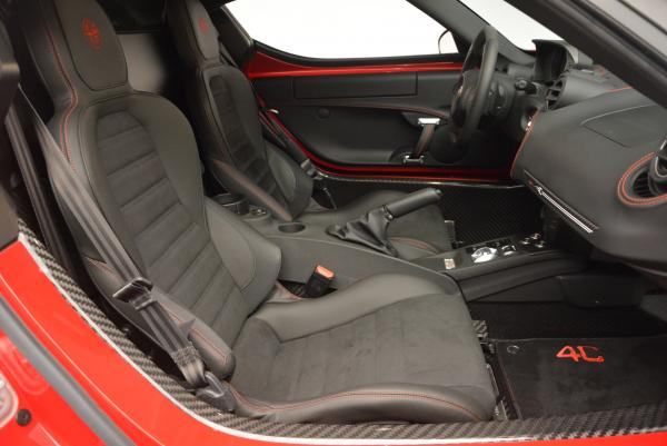 Used 2015 Alfa Romeo 4C Launch Edition for sale Sold at Aston Martin of Greenwich in Greenwich CT 06830 18