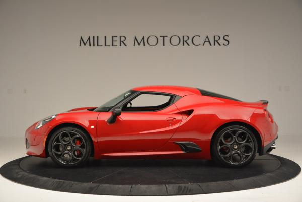 Used 2015 Alfa Romeo 4C Launch Edition for sale Sold at Aston Martin of Greenwich in Greenwich CT 06830 3