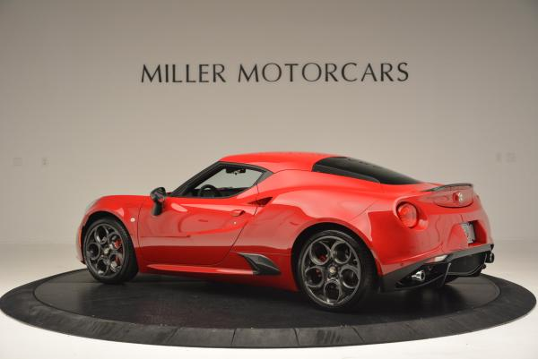 Used 2015 Alfa Romeo 4C Launch Edition for sale Sold at Aston Martin of Greenwich in Greenwich CT 06830 4