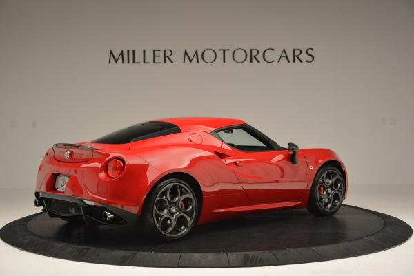 Used 2015 Alfa Romeo 4C Launch Edition for sale Sold at Aston Martin of Greenwich in Greenwich CT 06830 8